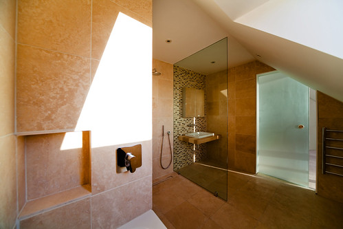 wetroom - bathroom - home refurbishment | by abbozzo
