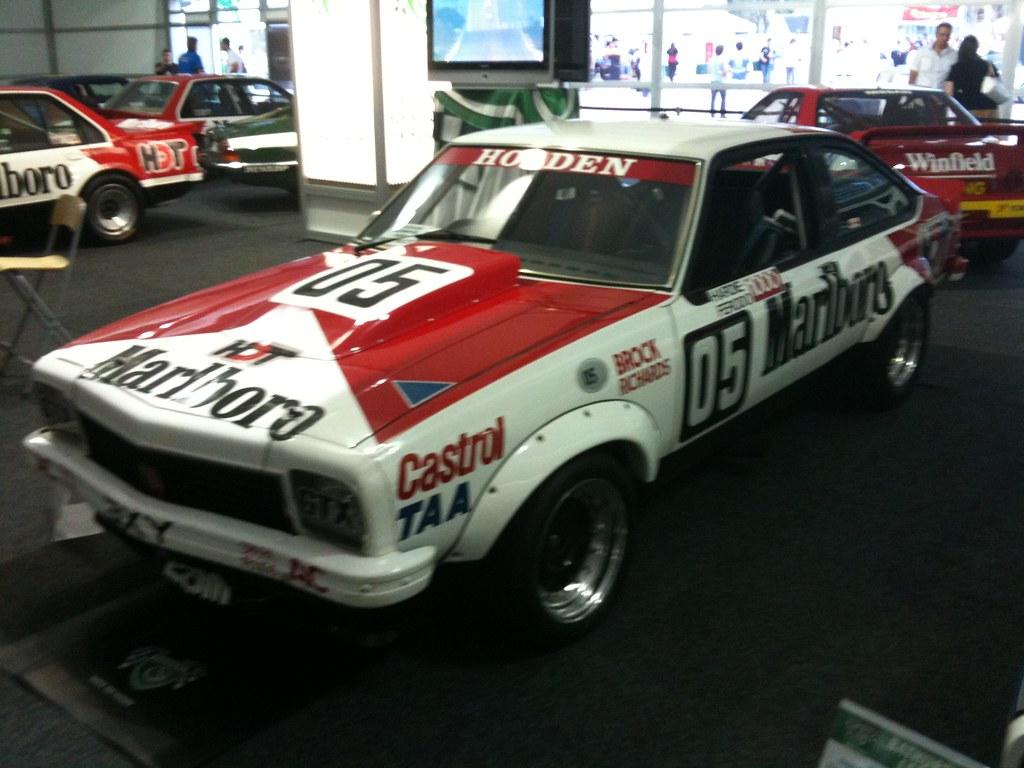1978 Holden Lx Torana Ss A9x Group C Outright Winner 197