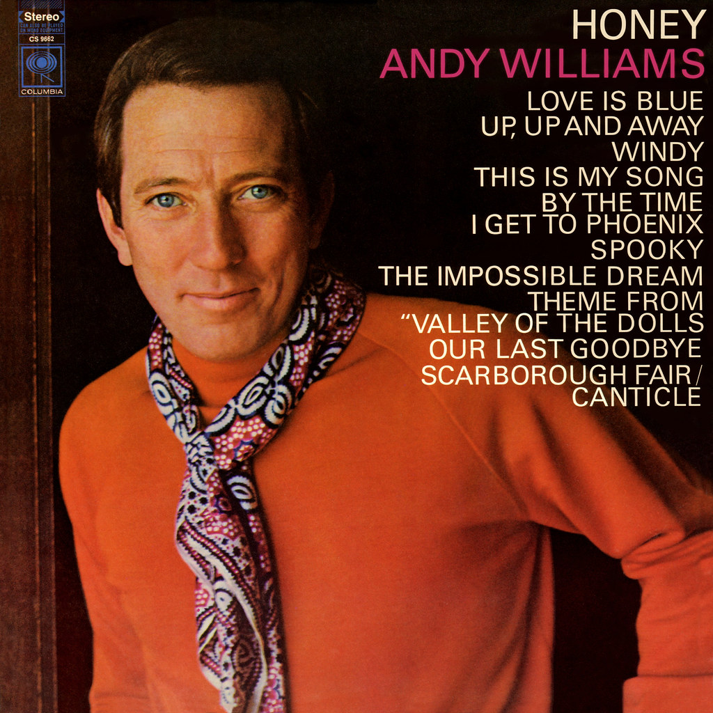 Andy Williams - Andy Williams Sings Rodgers & Hammerstein
