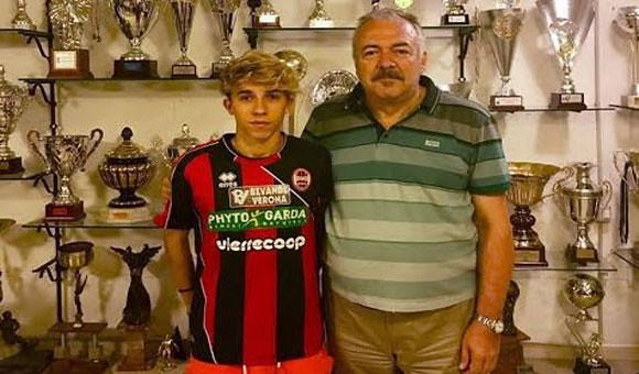 Promozione, Leonardo Berghi passa alla Polisportiva