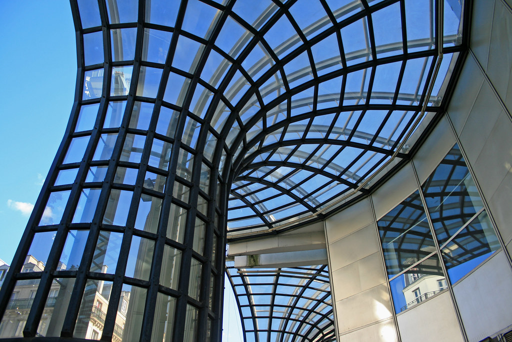 Les halles paris france les halles rue pierre lescot flickr - Lapeyre rue des halles ...