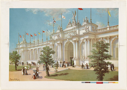 Chicago Exposition 1893