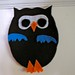 Crazed & Crafty: DIY Owl art