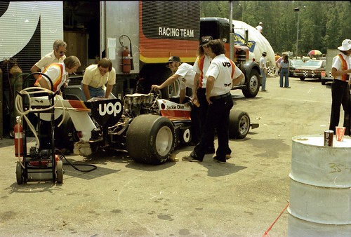 Formula 5000 Jackie Olliver's UOP Shadow DN6 | by lionel682
