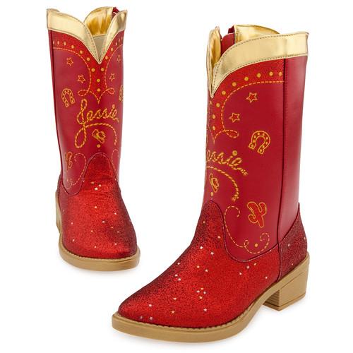 Увеличить изображение товара. Сапоги DISNEY Jessie Boots for Girls