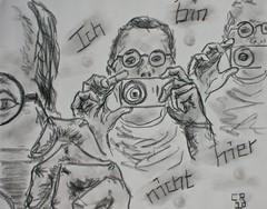 Joan Ramon in Triplicate by r3nn3r