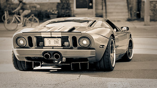 Ford Gt Supercar | by Metrix X