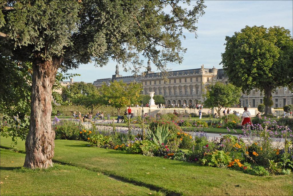 Le jardin des tuileries le jardin des tuileries est le - Terrasse des feuillants jardin des tuileries ...