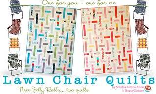 Lawn Chair/UPS quilts | by Happy Zombie