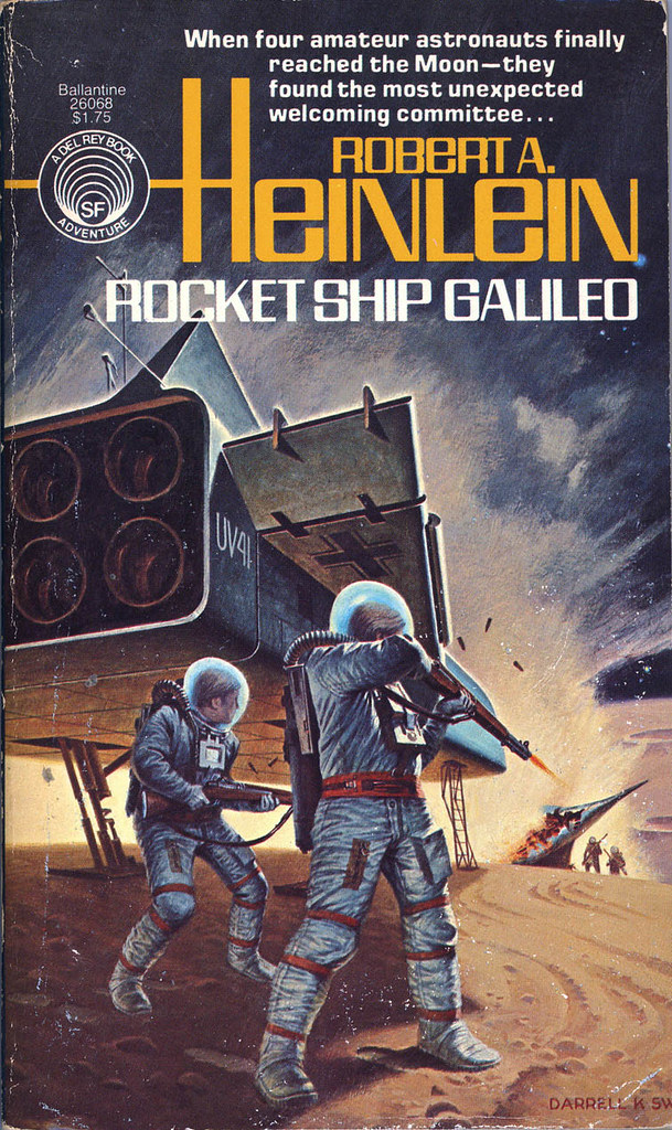 Rocket Ship Galileo, Heinlein, Robert A.