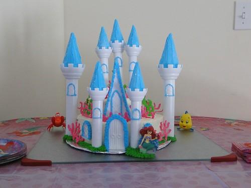 Birthday Cake Catle