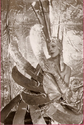 Dancer Tilly Losch As The Manchu Marchoness | by glen.h