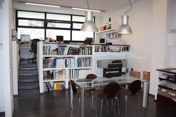 Reforma de local para estudio de arquitectura alba l pez - Estudios de arquitectura en cordoba ...