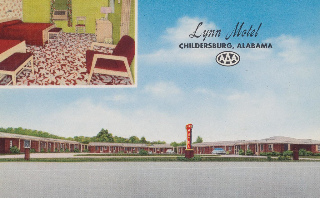 Lynn Motel - Childersburg, Alabama