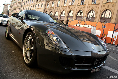 ! Ferrari 599 HGTE ! | by Germanspotter