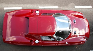 Ferrari 250lm Goodwood revival test day 2010 | by richebets