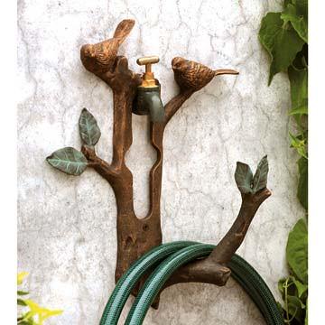 Bird Amp Branch Garden Hose Holder 110 170 Why Settle