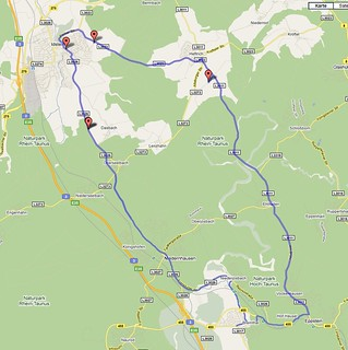 MTB road tour, about 32km, average=? | by J e n s