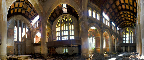 City Methodist Church - Gary Indiana | by Kim Johnson Images
