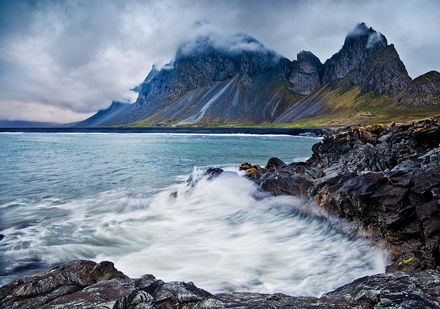 Iceland - Eastfjords: Dramatic Coastline | Flickr - Photo Sharing!