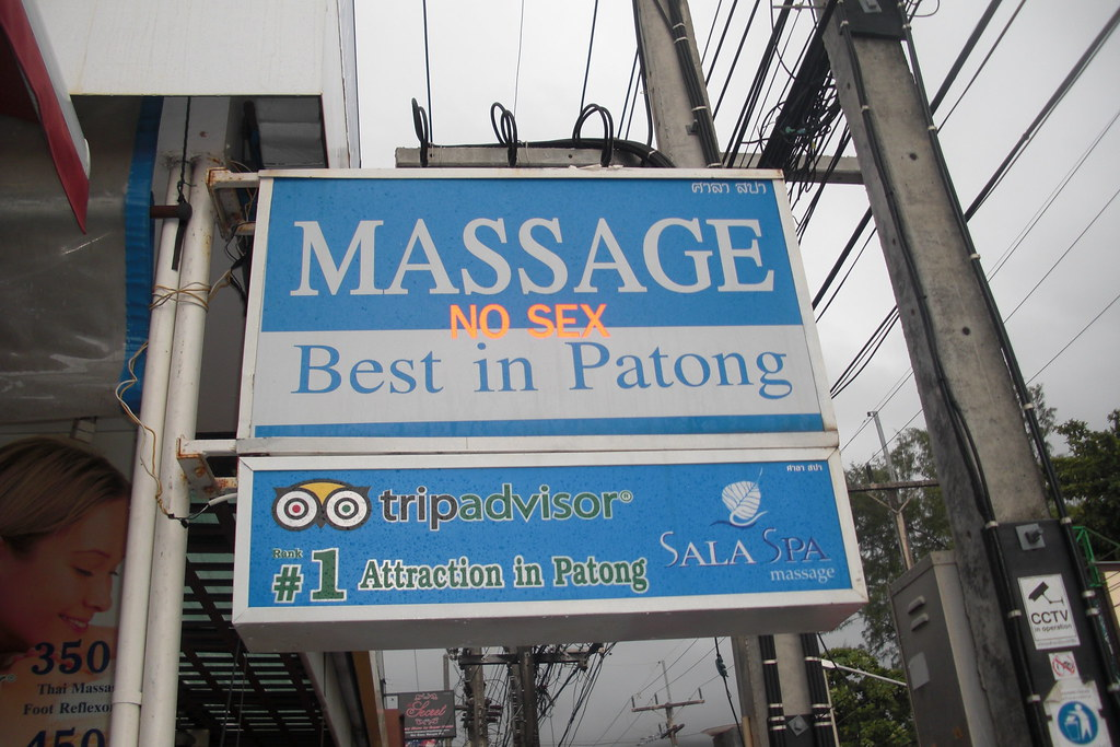 Massage parlour in phuket