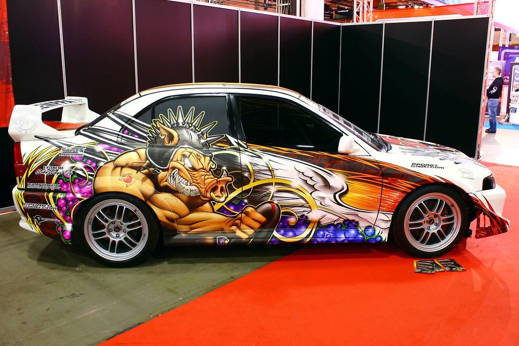 Mitsubishi evo iv engine 2 3l builder lemppa painter for Ariete evo 2 in 1
