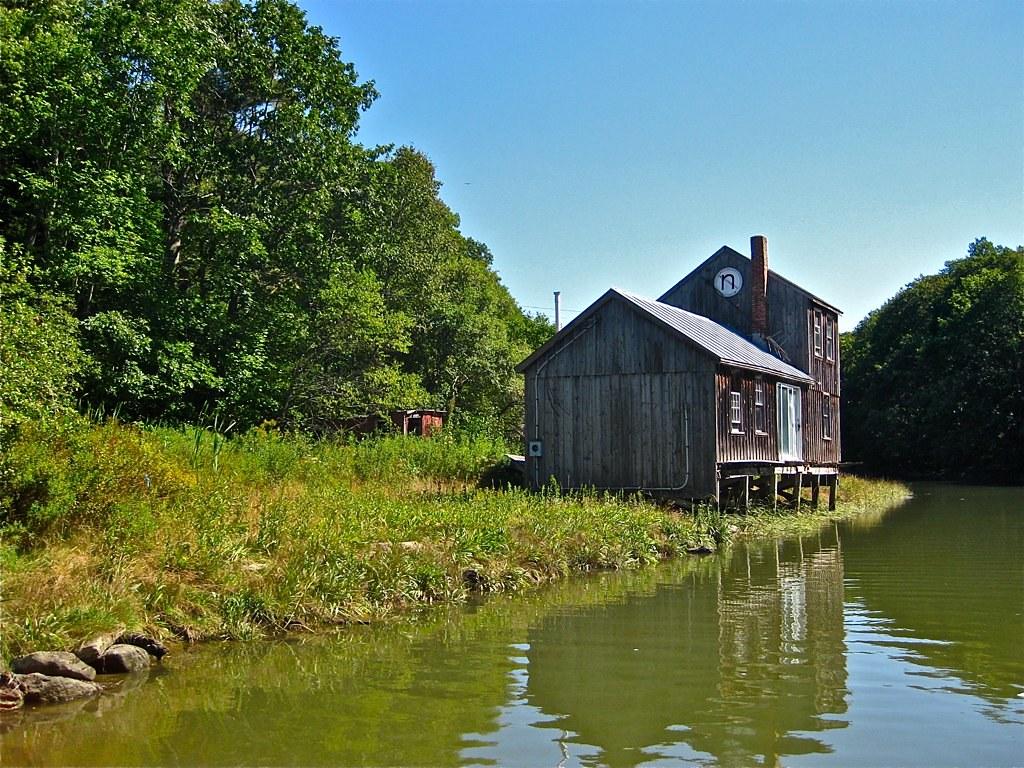 Bunganuc Creek 02 | Maquoit Bay, Brunswick, Maine ...