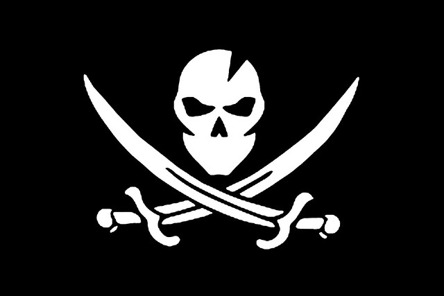 ITS Tactical Pirate Flag 1050 | Flickr - Photo Sharing!