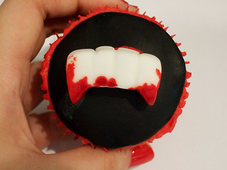 True Blood Cupcake | by Baking and Caking