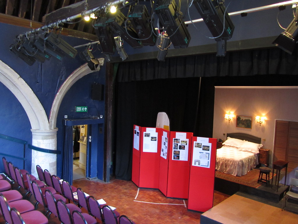 Winchester St Peter Chesil Chesil Theatre A Production O Flickr