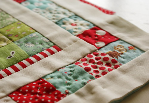hand quilted | by nanaCompany