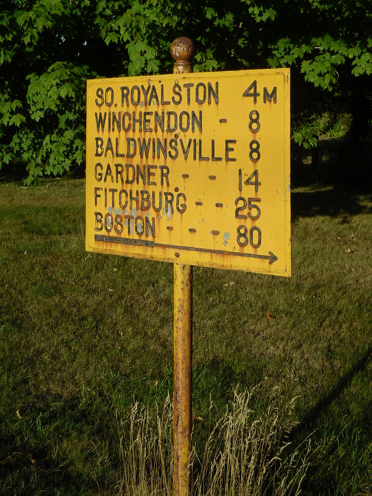 68 Rt Charger: Massachusetts State Route 68