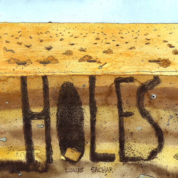 holes book report setting Planet book club offers a lesson plan for the novel holes by louis sachar this site provides further materials (summary, links, outline) for the discussion.