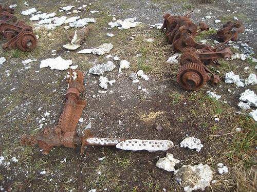 Lundy - German Wwii German Heinkel He 111 Crash Site  Flickr-8992
