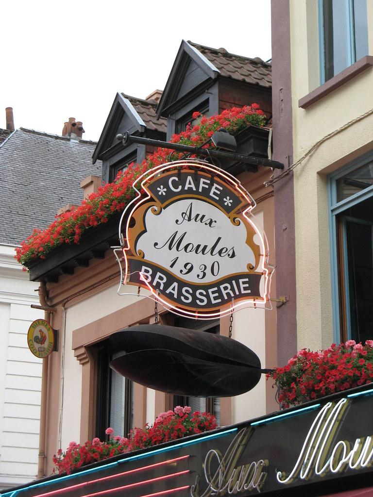 Restaurant Moules A Lille