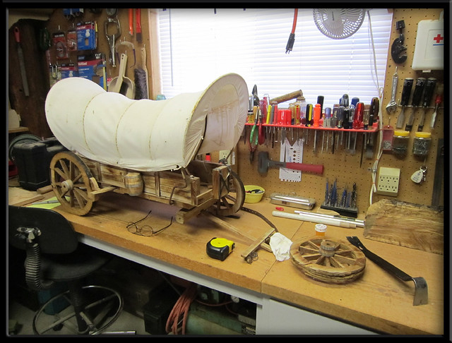 Covered wagon plans free woodworktips for Covered wagon plans
