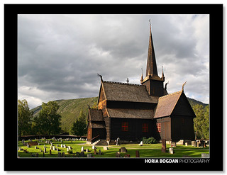 Old stave church | by Horia Bogdan
