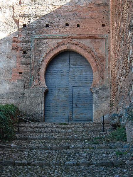 Puerta De Las Armas Puerta De Las Armas De La Alhambra