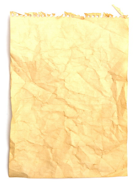 Old crumpled note paper | Flickr - Photo Sharing!
