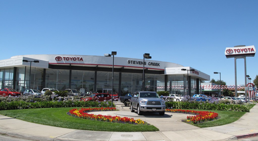 Stevens Creek Toyota | By Hmdavid Stevens Creek Toyota | By Hmdavid