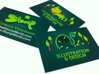 Sloorp Business Cards 2 | by sloorp