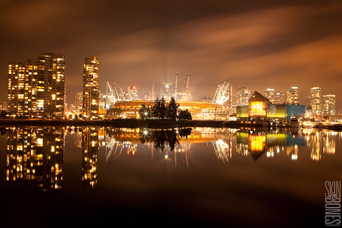 Vancouver at Night | by skinandbones.ca