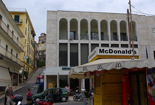 Neo-Venetian bank and McDonald's | by wfbakker2