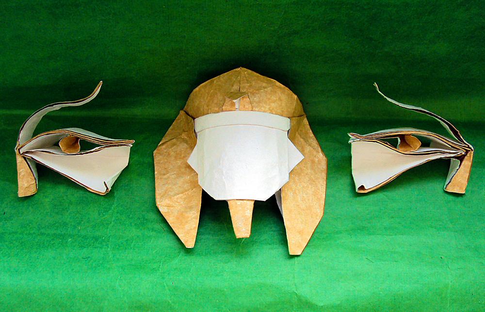 origami egypt