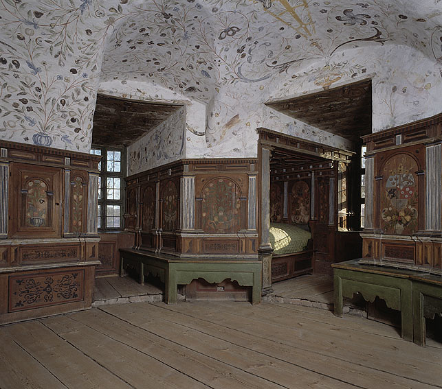 ... Gripsholm Interiors   Hertig Karls Kammare | By Nationalmuseum Stockholm