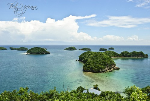 Hundred Islands Tour Itinerary