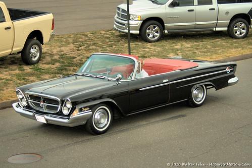 1962 Chrysler 300 Convertible Walter Felix Flickr