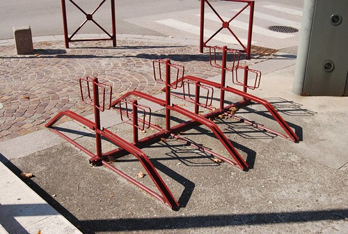 Bike rack | by alwinoll
