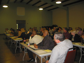 Faculty and Staff at Strategic November 2002 | by California State University Channel Islands