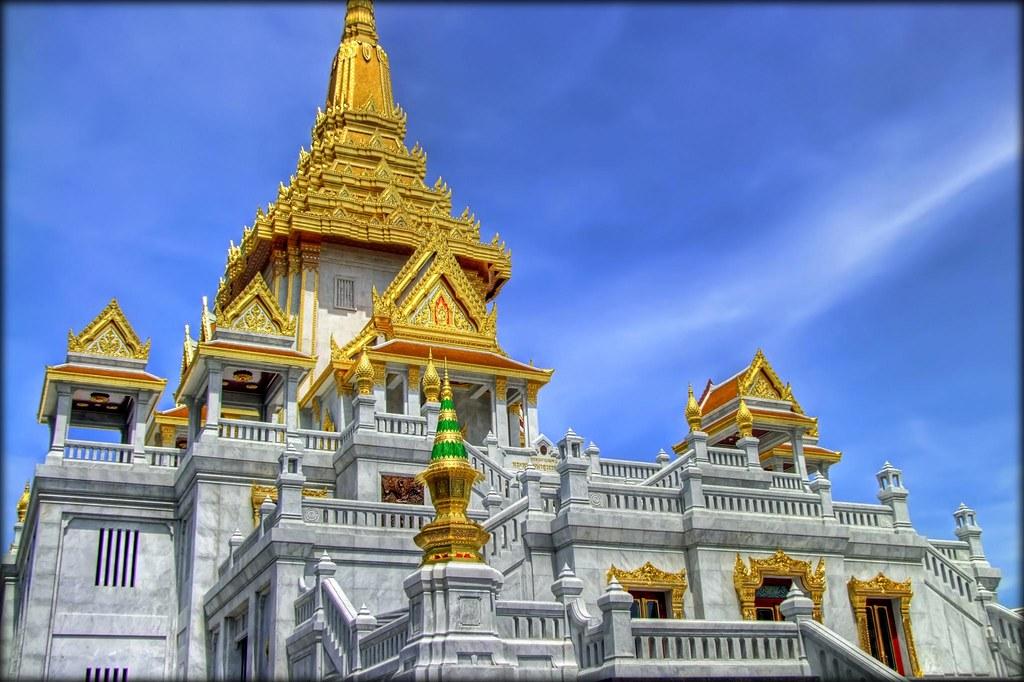 Phra Maha Mondop  Wat Traimit (Golden Buddha Temple)  Ba…  Flickr